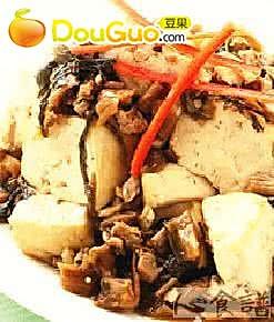 山崩豆腐的做法