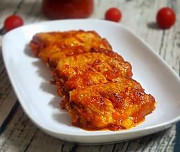 心动的感觉:茄汁鸡翅的做法