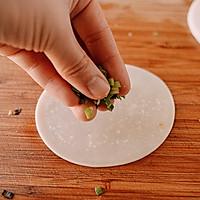 葱油饼的极简便做法的做法图解4