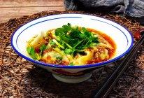 #憋在家里吃什么#上海馄饨与红油抄手的做法