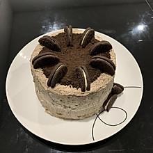 咸奶油奥利奥巧克力蛋糕