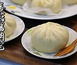 #一道菜表白豆果美食#香菇酱肉包的做法