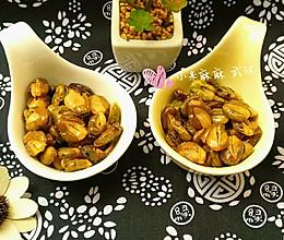 兰花豆#回到家香味(鄂)#的做法