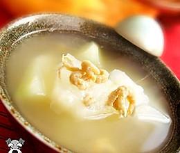 冬瓜灵芝汤的做法