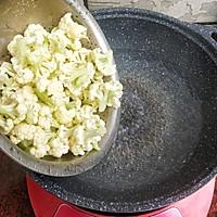 #洗手作羹汤#家常花菜的做法图解4