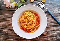 #今天吃什么#番茄意面的做法