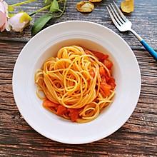 #今天吃什么#番茄意面