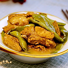 排骨炖豆角#宴客拿手菜#
