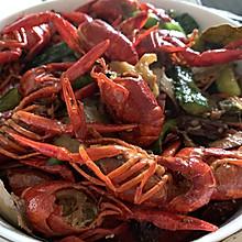 油焖(麻辣)小龙虾(第一次做,求夸)