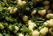 #豆果10周年生日快乐#凉拌香椿豆的做法