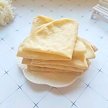 #今天匙吃什么#山东大饼在家做:童年的记忆