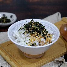 芥味芝麻海苔拌饭