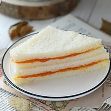 杏子酱三明治