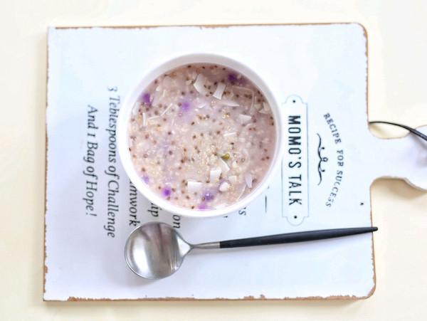 奇亚籽燕麦水果粥的做法