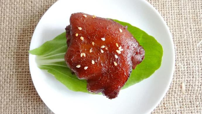 """韩式辣酱烤猪蹄——格兰仕""""百变金刚""""立式电烤箱试用菜谱"""