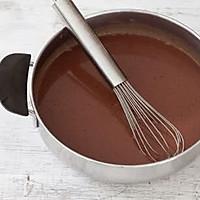 巧克力布丁(奶冻)的做法图解5