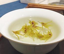 石斛花茶的做法