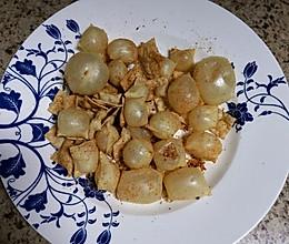 小零食 烤干豆腐的做法