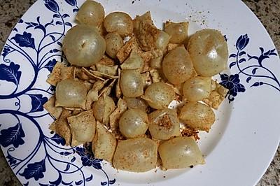 小零食 烤干豆腐