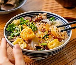 鸭血粉丝汤 | 丰盛鲜美的做法