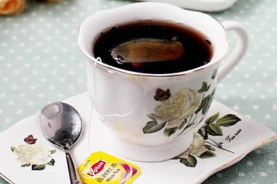 黑米生姜红茶