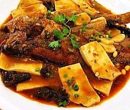 豆腐炖黄花鱼的做法