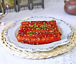 酱香火腿肠#硬核家常菜#的做法