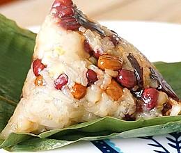 端午节红豆蜜枣粽子的做法