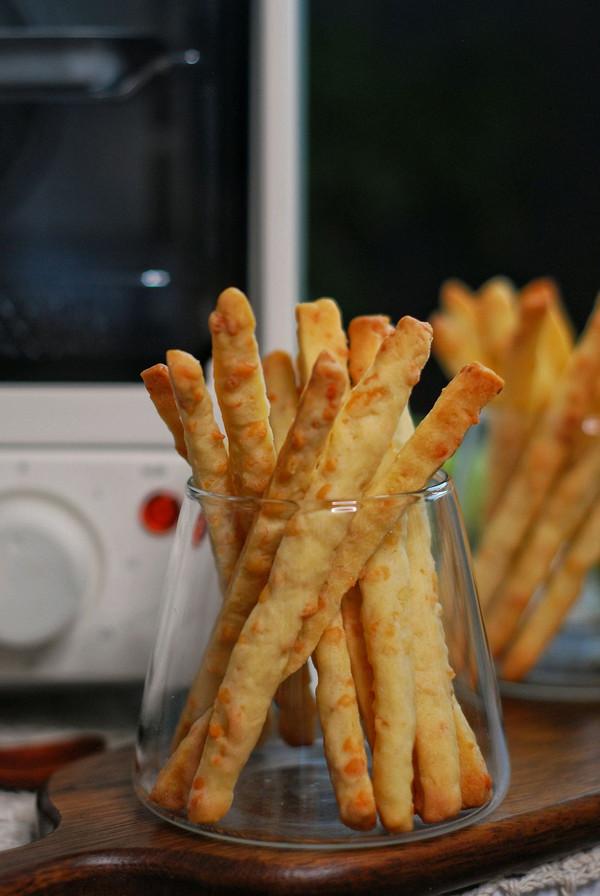 芝士饼干‼️芝士棒‼️芝士控必试的做法