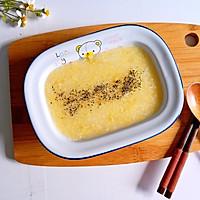 健脾胃苹果山药小米粥