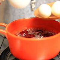 迷迭香美食| 红枣栗子鸡蛋红糖水的做法图解4