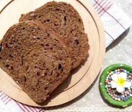 荞麦果仁杂粮面包(面包机)的做法