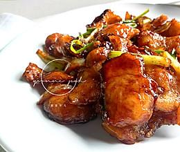 姜葱鱼片的做法