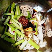无独有藕-凉拌麻辣豆豉红油藕片的做法图解5