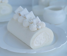 椰香天使蛋糕卷的做法