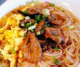 月子美食·姜蛋索面汤的做法