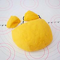 胡萝卜小熊吐司的做法图解8