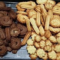 椰香曲奇饼干的做法图解11
