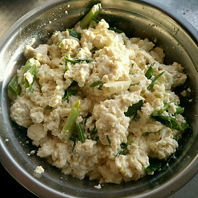 小葱拌豆腐(家常超简单)