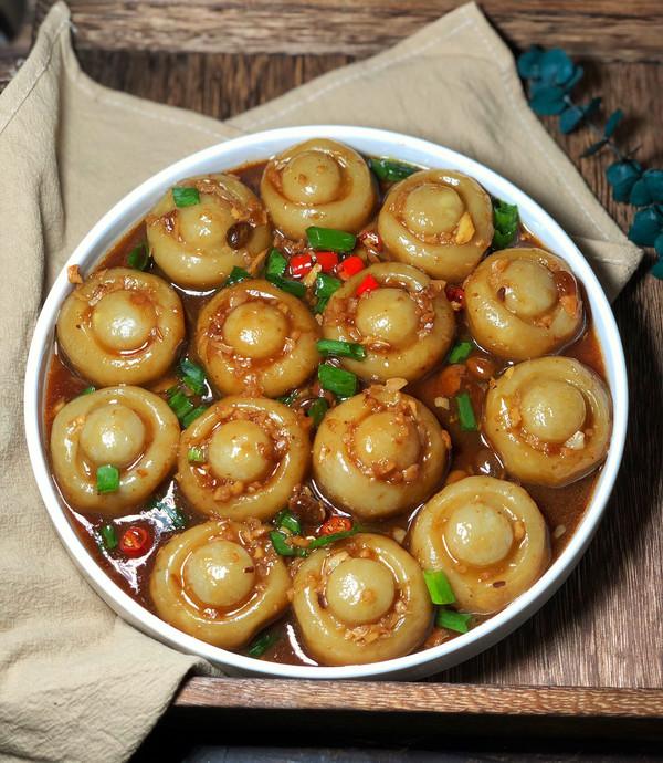 巨好吃的土豆蘑菇的做法