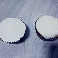 小浣熊立体彩绘杯蛋糕的做法图解12