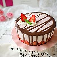 草莓慕斯蛋糕的做法图解30