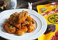 比饭店还好吃的糖醋鱼片在家也能做,酸甜开胃外脆里嫩的做法