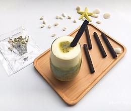 #硬核菜谱制作人#奇异果奶盖奶昔的做法