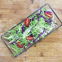 每吃一口感觉瘦三斤【经典蔬菜沙拉】的做法图解2