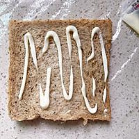 【快手早餐】全麦厚切三明治#美食新势力#的做法图解1