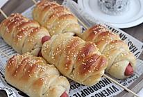 """#""""佳""""节好滋味# 热狗面包棒,柔软细腻好美味的做法"""