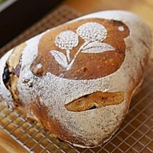 面包之美 |复刻吴宝春老师的荔枝玫瑰,由内而外的美感