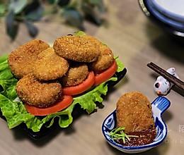 日式土豆泥可乐饼,藏在厨房的美味#人人能开小吃店#的做法