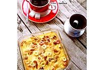 #懒人早餐#牛奶香蕉烤麦片的做法